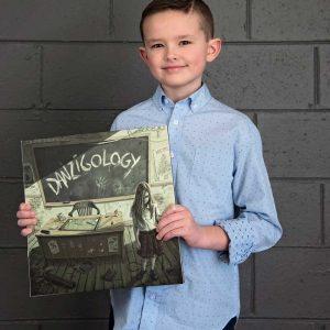 Danzigology Album With Students